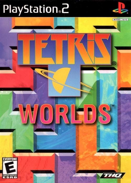 Tetris Worlds Sony PlayStation 2 Game - Gandorion Games