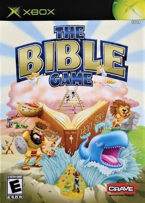 The Bible Game Microsoft Xbox - Gandorion Games