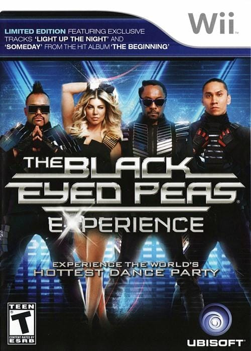 The Black Eyed Peas Experience Nintendo Wii - Gandorion Games