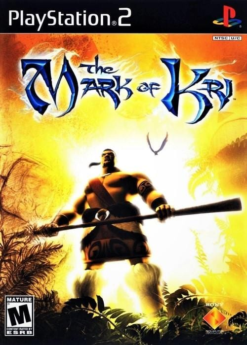 The Mark Of Kri Sony PlayStation 2 Game - Gandorion Games