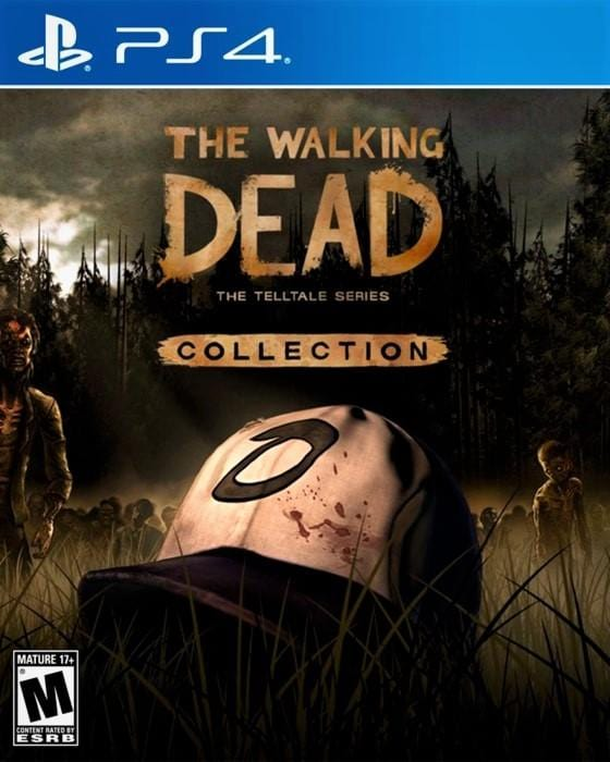 The Walking Dead Collection - Sony PlayStation 4 Game