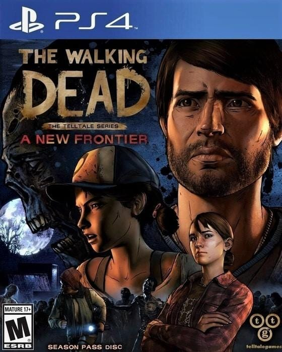 The Walking Dead The Telltale Series A New Frontier Sony Playstation 4 - Gandorion Games