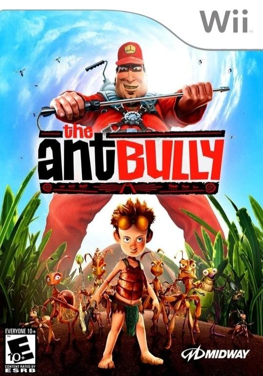 The Ant Bully Nintendo Wii - Gandorion Games