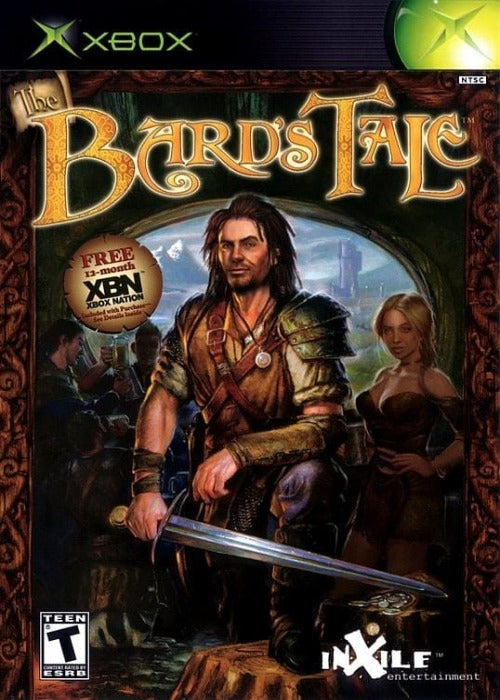 The Bard's Tale Microsoft Xbox - Gandorion Games