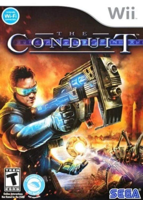 The Conduit Nintendo Wii - Gandorion Games