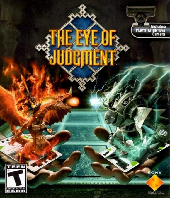 The Eye of Judgment PlayStation 3 - Gandorion Games