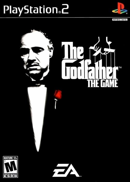 The Godfather Sony PlayStation 2 - Gandorion Games