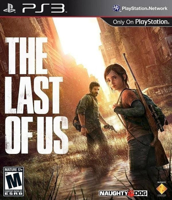 The Last of Us Sony PlayStation 3 - Gandorion Games
