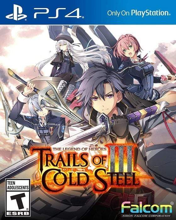 The Legend of Heroes Trails of Cold Steel III PS4- Gandorion Games