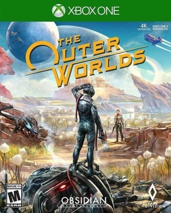 The Outer Worlds Microsoft Xbox One - Gandorion Games