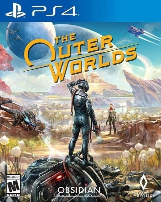 The Outer Worlds Sony Playstation 4 - Gandorion Games