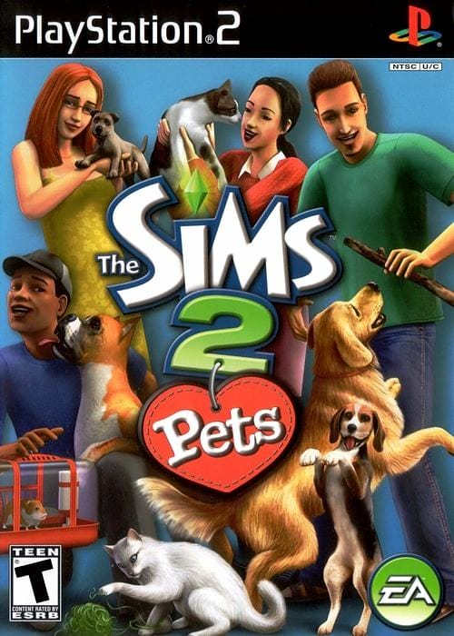 The Sims 2 Pets Sony PlayStation 2 - Gandorion Games