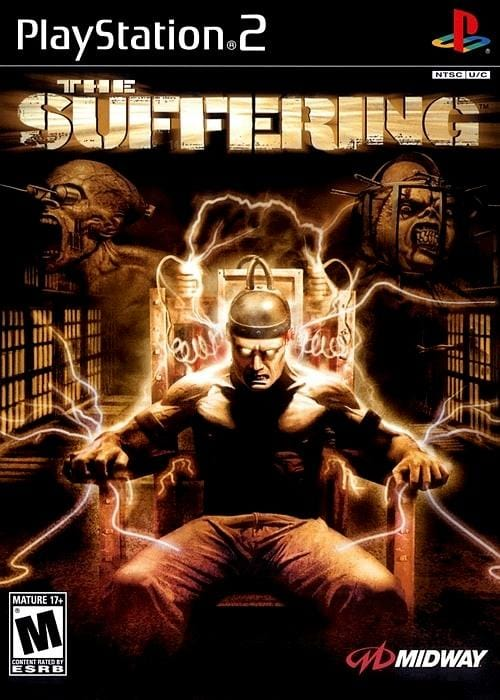 The Suffering Sony PlayStation 2 Game PS2 - Gandorion Games