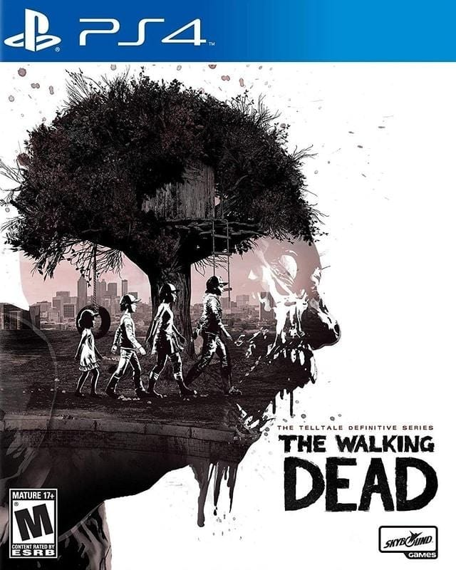 The Walking Dead The Telltale Definitive Series Sony PlayStation 4 - Gandorion Games