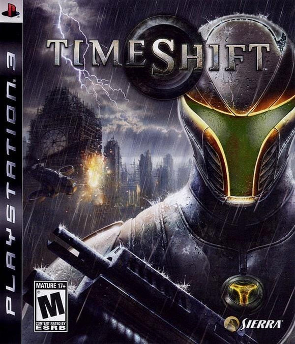 TimeShift PlayStation 3 - Gandorion Games