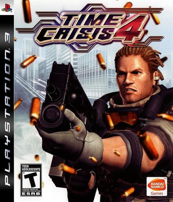 Time Crisis 4 PlayStation 3 Game PS3 - Gandorion Games