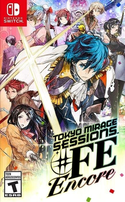 Tokyo Mirage Session #FE Encore Nintendo Switch - Gandorion Games