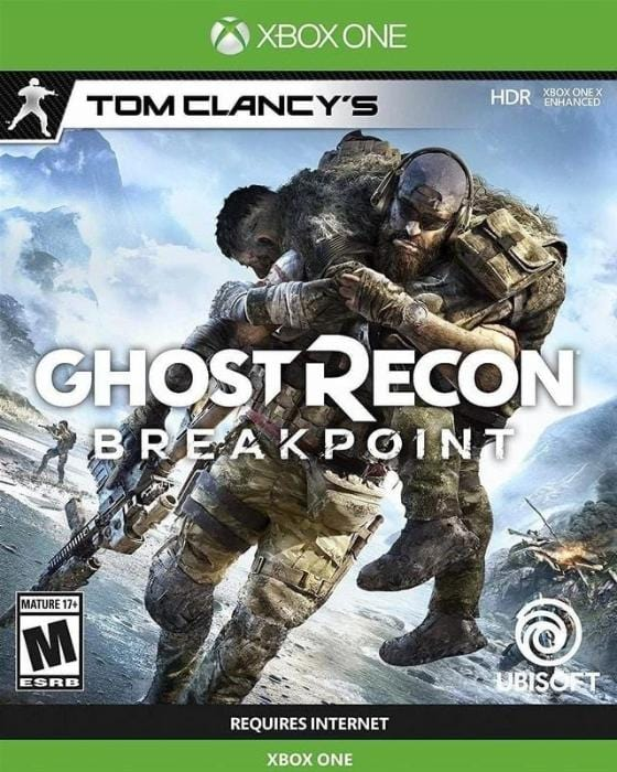 Tom Clancy's Ghost Recon Breakpoint Microsoft Xbox One - Gandorion Games