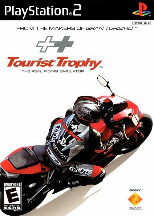 Tourist Trophy Sony PlayStation 2 Game - Gandorion Games