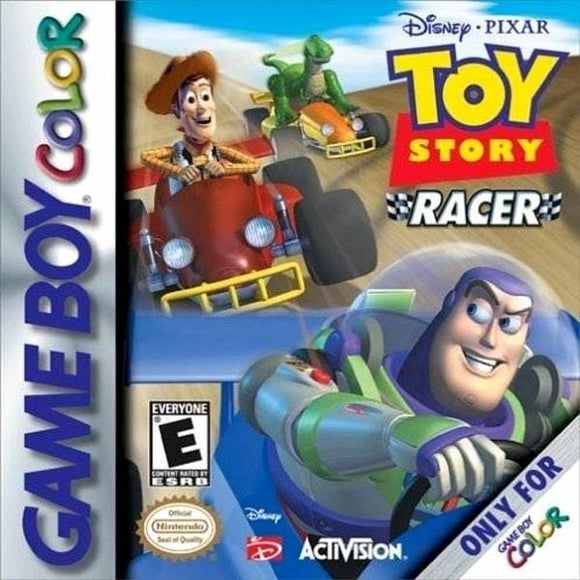 Toy Story Racer Nintendo Game Boy Color - Gandorion Games