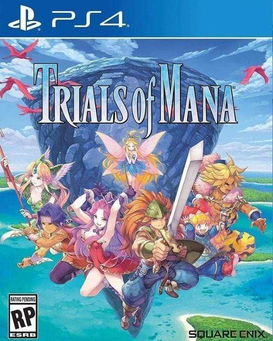 Trials of Mana - Sony PlayStation 4 - Gandorion Games
