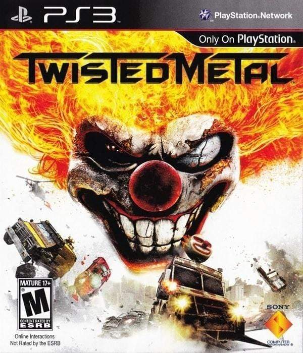 Twisted Metal Sony PlayStation 3 - Gandorion Games