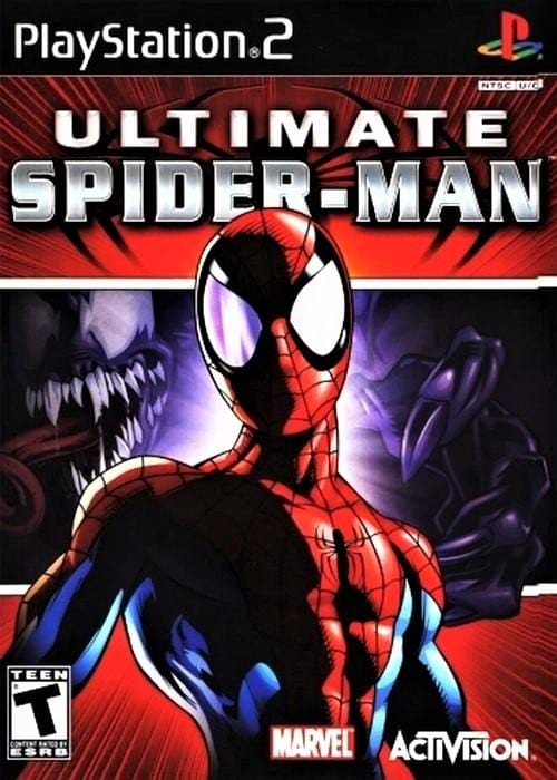 Ultimate Spider-Man Sony PlayStation 2 - Gandorion Games