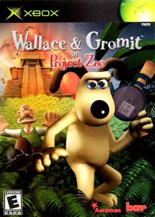 Wallace & Gromit in Project Zoo Microsoft Xbox - Gandorion Games