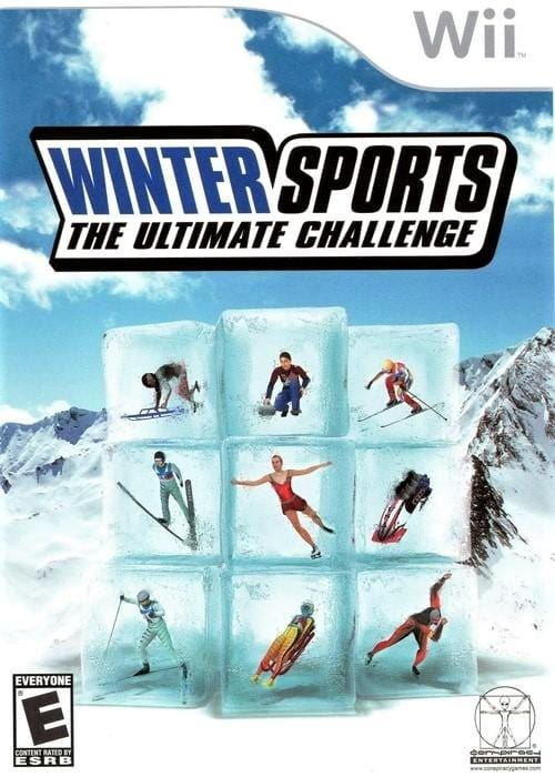 Winter Sports The Ultimate Challenge Nintendo Wii - Gandorion Games
