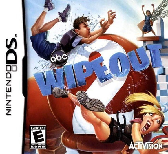 Wipeout 2 Nintendo DS Game - Gandorion Games