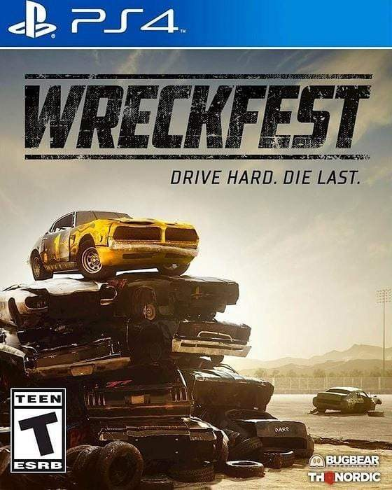 Wreckfest Sony PlayStation 4 - Gandorion Games