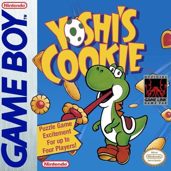 Yoshi's Cookie - Nintendo Game Boy - Gandorion Games