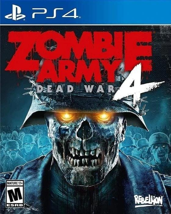 Zombie Army 4 Dead War Playstation 4 - Gandorion Games