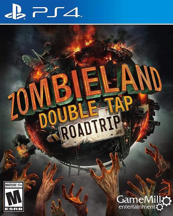 Zombieland Double Tap Roadtrip Sony PlayStation 4 - Gandorion Games
