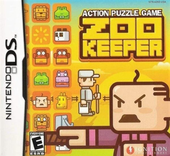 Zoo Keeper Nintendo DS Game - Gandorion Games