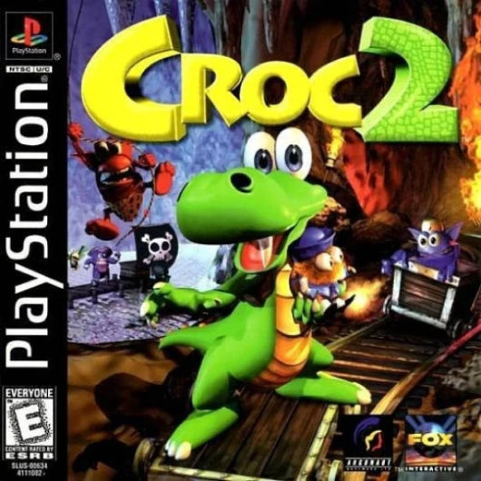 Croc 2 Sony Playstation - Gandorion Games