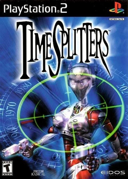 TimeSplitters PlayStation 2 Game - Gandorion Games