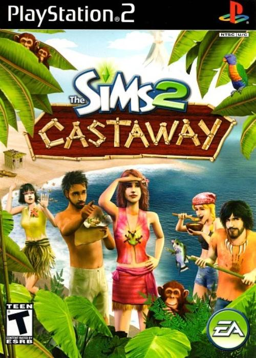 The Sims 2 Castaway Sony PlayStation 2 Game - Gandorion Games