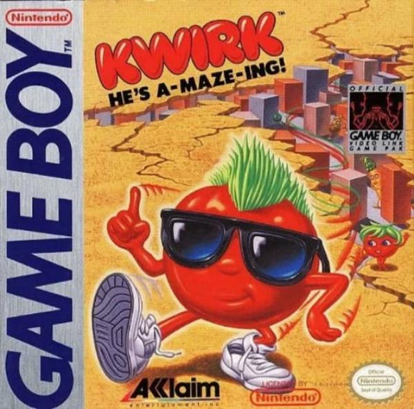 kwirk Nintendo Game Boy - Gandorion Games