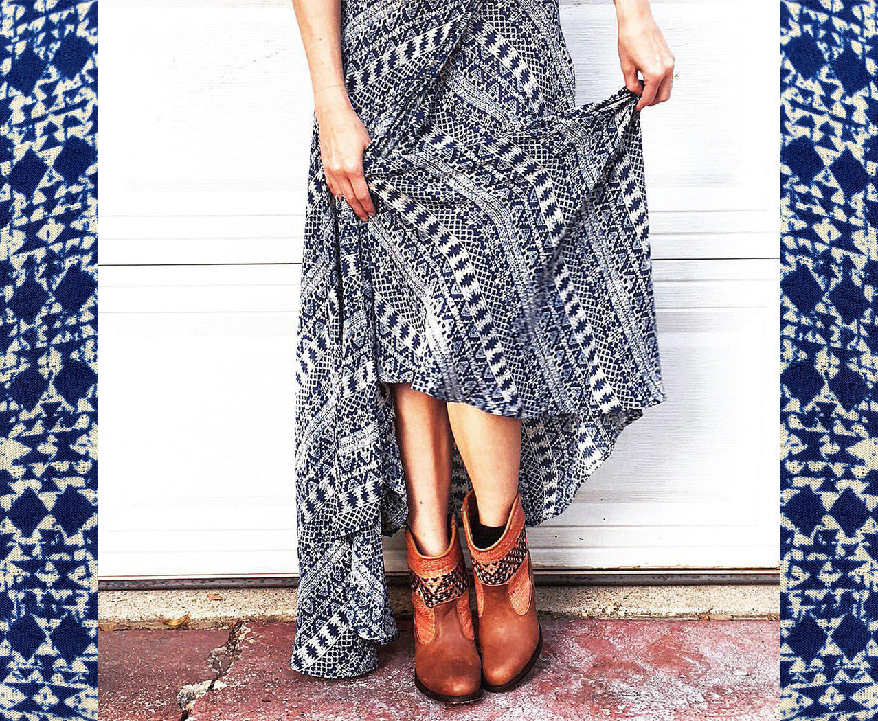 New Boho-Chic Tysa Skirts - dainty lion