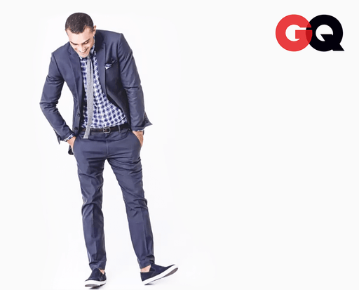 GQ shoe of the season.