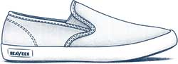 Mens Slip-On Sneakers