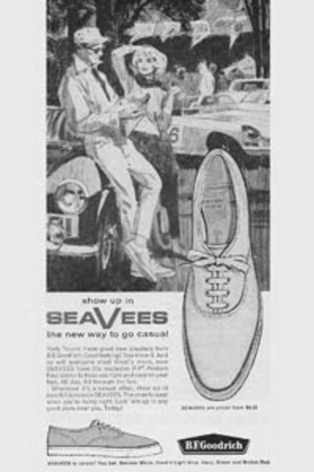 origins: a seavees vintage selection. 1