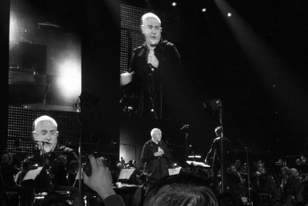 peter gabriel - new blood tour at the hollywood bowl. 2