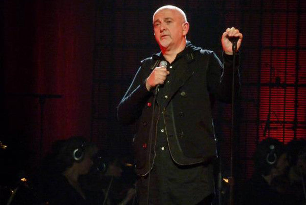 peter gabriel - new blood tour at the hollywood bowl. 1