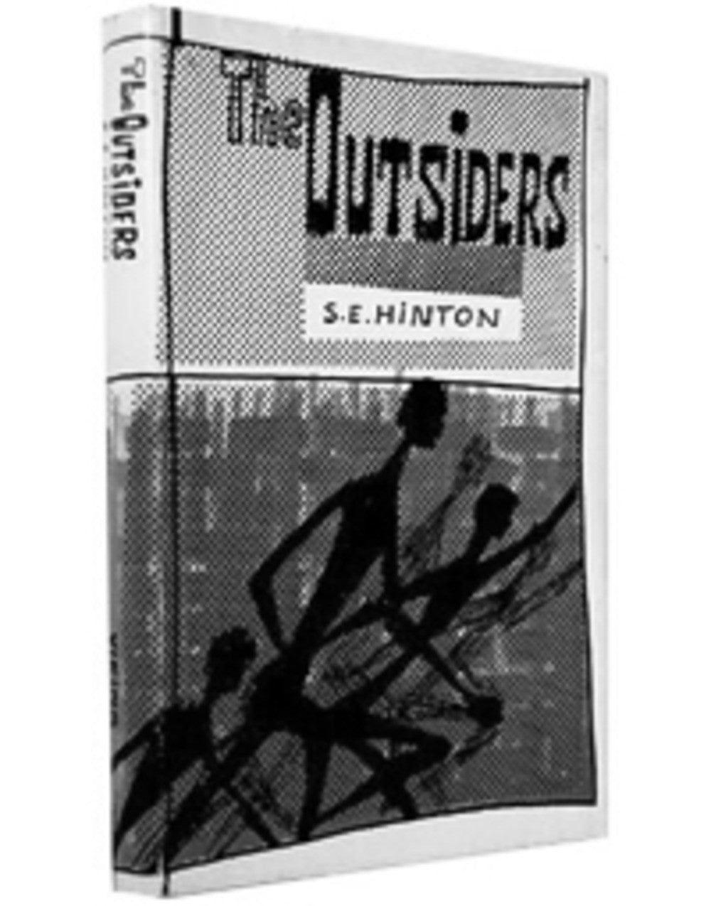 the outsiders, signed 1st edition. 2