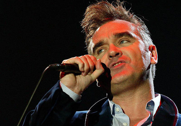 morrissey, 'action is my middle name'. 1