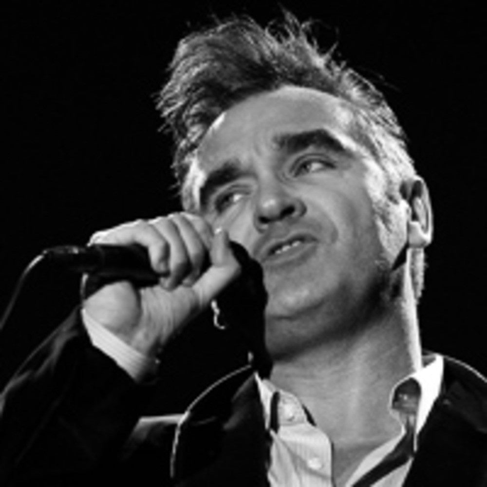 morrissey, 'action is my middle name'. 2