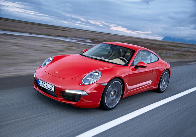 porsche to unveil all-new 2012 porsche 911 carrera. 1