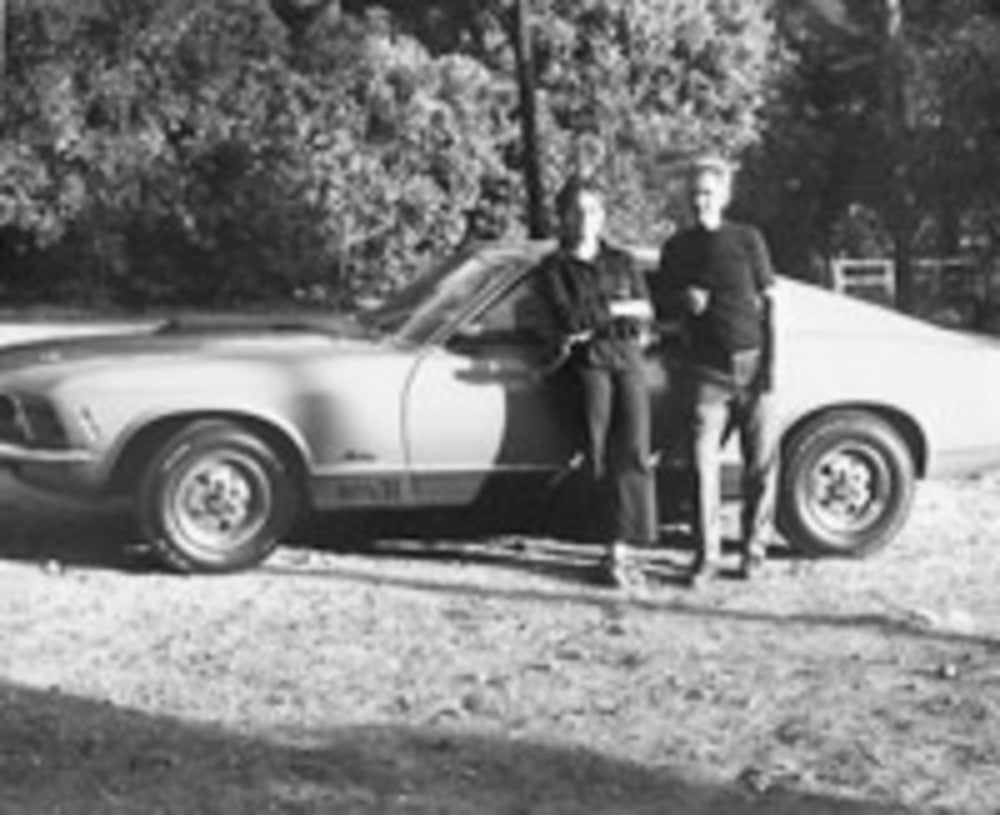 vintage car photo contest: 3rd place. 2